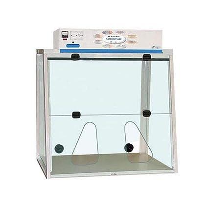 Biolab EVG 800-20(AR) Campana de laboratorio LaboPur 800 con filtro orgánico y bandeja de retención: Amazon.es: Industria, empresas y ciencia