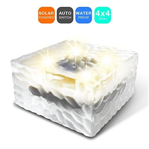 Outdoor Solar Light Cubes - 7
