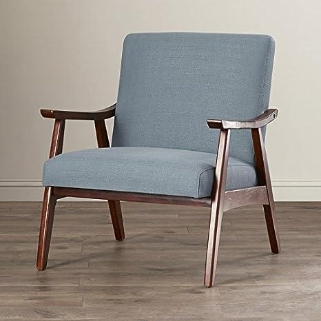 Amazon.com: Salón de lujo sillón, características sólido y ...