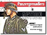 Panzergrenadiers in Action, Ronald Redmon, 0897470966