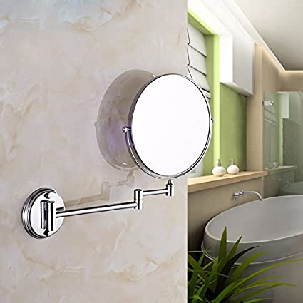 Amazoncom Bathroom Mirrors Zoom In Beauty Mirror Hotel Makeup