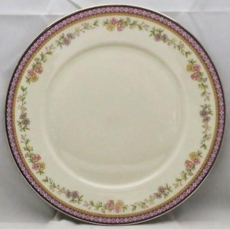 Lenox Amethyst Dinner Plate & Amazon.com   Lenox Amethyst Dinner Plate: Dinner Plates