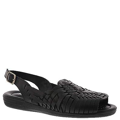 adc0fcb379305 softspots Sunrise Women s Sandal 6 B(M) US Black