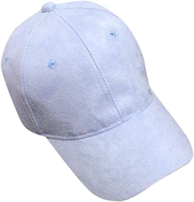HCFKJ Sombrero Mujer Proteccion Solar Gorras De BéIsbol Moda ...