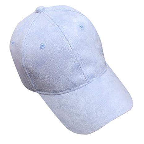Qiiueen Sombrero De Hombre Y Mujer, Gorra De Béisbol En Color ...