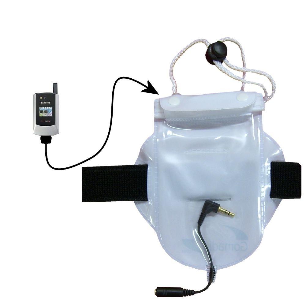 Watertightワークアウトバッグforの保護Samsung sch-a795水からホコリ、砂   B000F7R38K