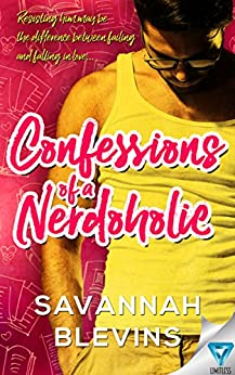Confession Of A Nerdoholic by [Blevins, Savannah]