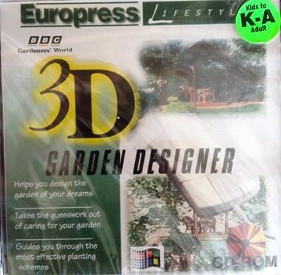 3D Garden Designer