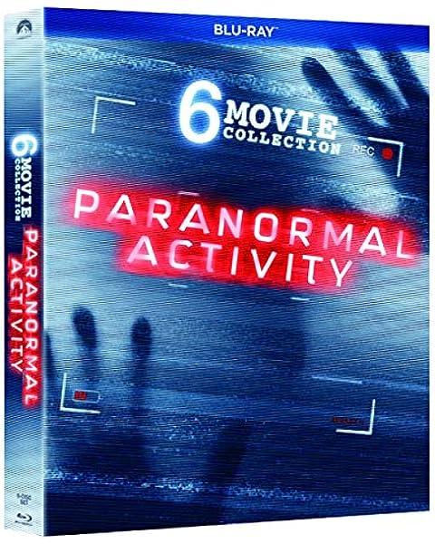 Paranormal Activity 6-Movie Collection 6 Blu-Ray Edizione: Stati Uniti Italia Blu-ray: Amazon.es: Lauren Bittner, Katie Featherston, Sprague Grayden, Micah Sloat, Lauren Bittner, Katie Featherston: Cine y Series TV