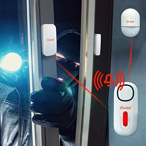 ... Iiwee A2 PIR Détecteur de mouvement anti-Antivol Système d/'alarme avec télécommande