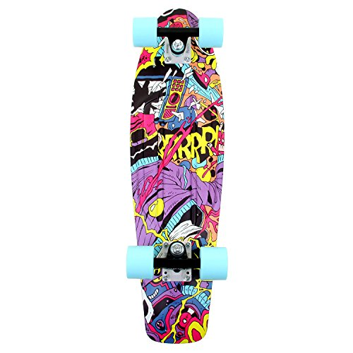 Penny Graphic Complete Skateboard PNYCOMP27