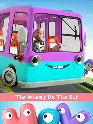 The Wheels On The Bus (Wheels On The Bus Go Round)