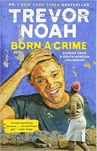 amazon born a crime stories from a south african childhood