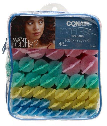 Conair Foam Rollers 48 Pack