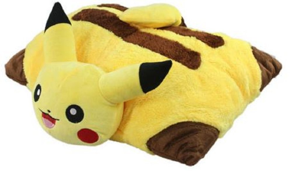 New soft Plush Pikachu Pillow , Generic by Generic