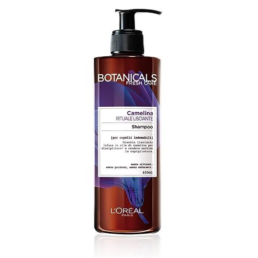 27 opinioni per L'Oréal Paris Botanicals Camelina Rituale Lisciante Shampoo per Capelli