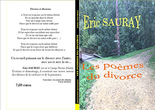 Amazoncom Les Poèmes Du Divorce French Edition Ebook