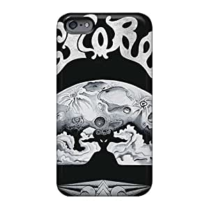 High Quality Mobile Case For Iphone 6 With Unique Design Realistic Rolling Stones Series Marycase88