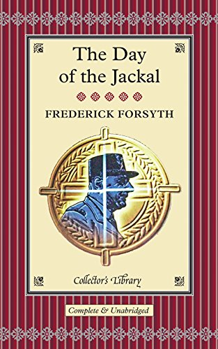 book cover of The Day of the Jackal