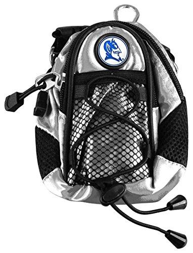 LinksWalker NCAA Duke Blue Devils - Mini Day Pack - Silver