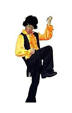 Amazon Cl Costumes 1960s 1970s Rockroll Stage Jimi Hendrix