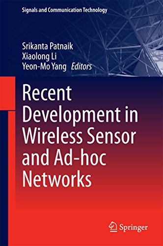 Download Recent Development in Wireless Sensor and Ad-hoc Networks (Signals and Communication Technology) Pdf