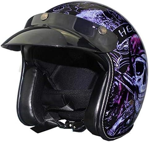 XINGZHE ヘルメット - ハレ男性と女性汎用電気自動車ファッションフォーシーズンズ一般目的 安全ヘルメット (Size : M)