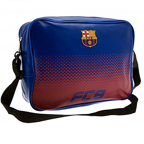 FC Barcelona Messenger Bag - Official FC Barcelona Product - Perfect FC Barcelona Bag - Imported - Great for FC Barcelona Fans of All Ages - Quality Product - FC Barcelona Messenger Bag by Bourne Gifts