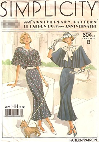 80s dress patterns - 1
