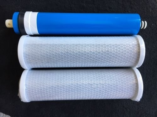 - CFS COMPLETE FILTRATION SERVICES EST.2006 Compatible with GE FX12P GE FX12M RO Membrane Pre & Post Filters