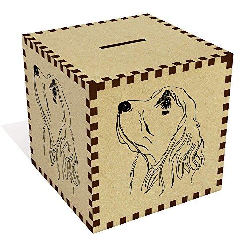 Azeeda Large 'Cocker Spaniel' Money Box / Piggy Bank ()