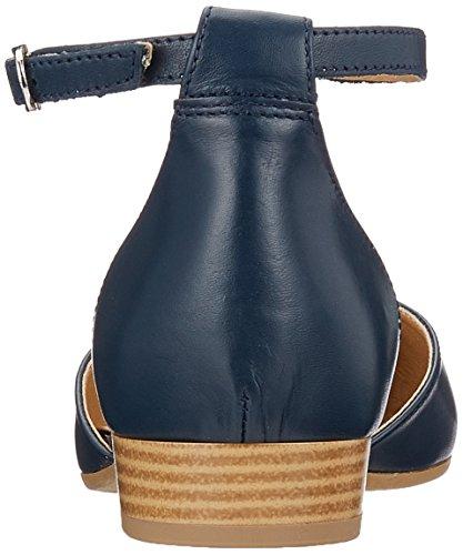 Alla Lea navy Blu Caviglia Donna uni Sandali Cinturino Tamaris 24227 Con UxwgCqIz