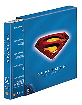 Pack Superman Blu-Ray [Blu-ray]: Amazon.es: Christopher Reeve, Ned ...
