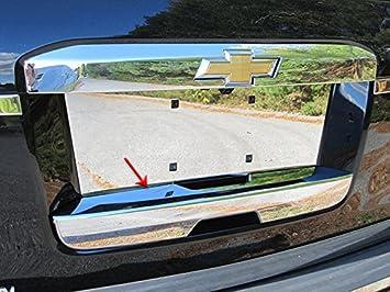 2015-2019 GMC YUKON//YUKON XL LOWER Chrome Tailgate Handle COVER