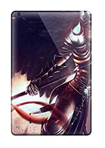 cody lemburg's Shop 2604261K61596670 Ipad Mini 3 Well-designed Hard Case Cover Fantasy Sword Warrior Protector