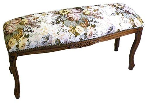 パシフィックGLD イタリア製 クラシカルな椅子 スツール L フラワー 51184 81×43.5 B00UWG11Y6 Large|フラワー フラワー Large