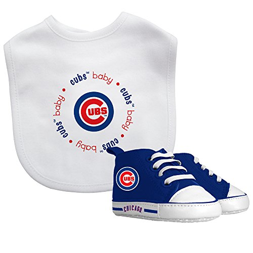 Baby Fanatic Pre Walkers Chicago Cubs