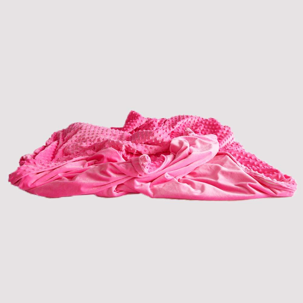 Gravity Schwerkraft Decke Schwerkraft Decke Dekompression Schlaf Unterst/ützt Kompression Decke Decke Bettbezug,Green-120 180cm