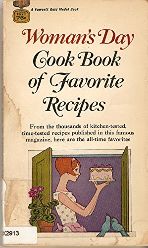 Gold Relish Dish - Woman's Day Cook Book of Favorite Recipes (Cook Book of Favorite Recipes)