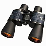 Goeco Quick Focus Binoculars 10x50 Waterproof Wide Angle Telescope for Outdoor Traveling,Bird Watching,Great Present