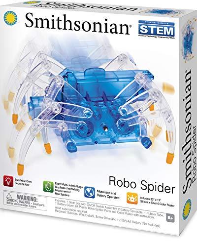 Nsi Activity Kit - Smithsonian Science Activities Robo Spider Kit