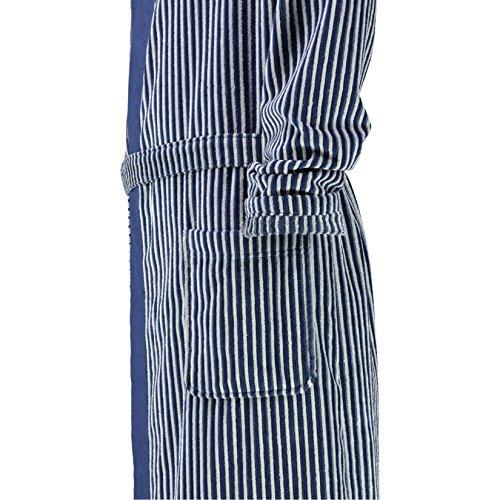 Cawö Herren Bademantel Saunamantel Velours Qualität Kimono Form Gr. 50