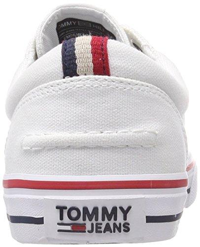 Tommy Hilfiger Em0em00001 - Em0em00001100 Hvit