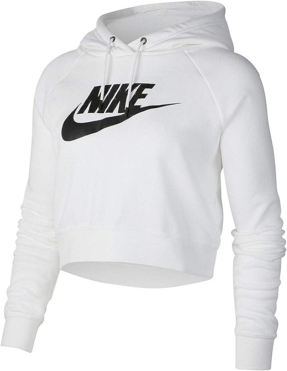 Nike Womens NSW Essential Croped Hoodie