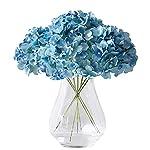 Kislohum-Artificial-Hydrangea-Flowers-Heads-10-Teal-Hydrangea-Silk-Flowers-Head-for-Wedding-Centerpieces-Bouquets-DIY-Floral-Decor-Home-Decoration-with-Long-Stems