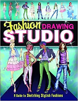 Fashion Drawing Studio: A Guide to Sketching Stylish Fashions (Craft It Yourself) by Bolte, Marissa (2013)