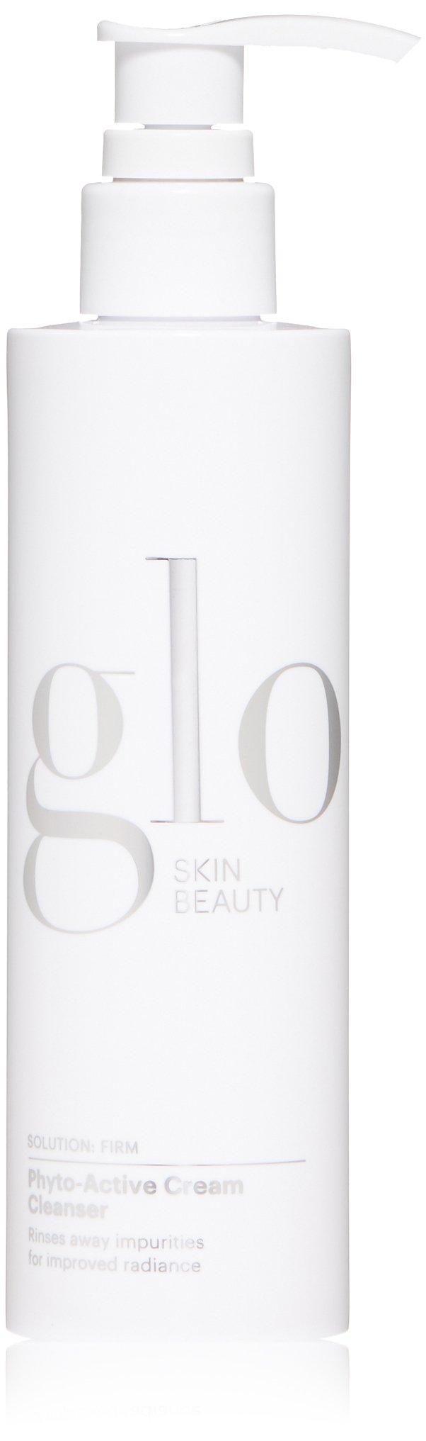 Glo Skin Beauty Phyto-Active Cream Cleanser | Anti-Aging Face Wash with Peptides | Treat Wrinkles and Fine Lines