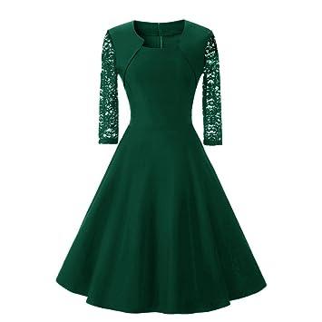 Kleid armel grun
