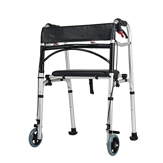 MyAou-Andadores Marco Walker de Aluminio deshabilitado. Anciano ...