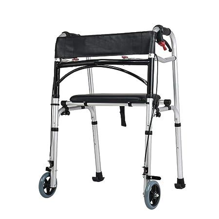 Monturas para Caminar mobiclinic Andador para Ancianos Ligero ...